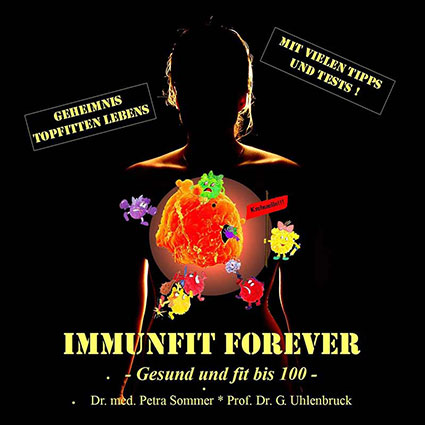Dr. Petra Sommer Buch - Immunfit forever